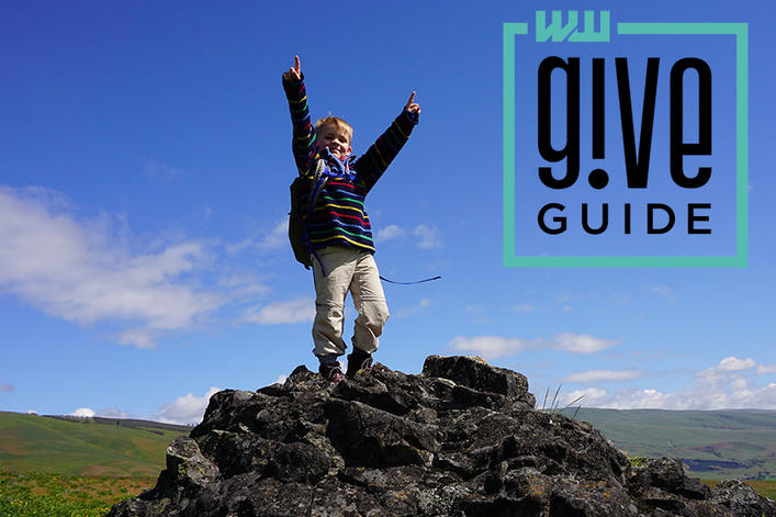 Donate to Friends Through the Willamette Week Give!Guide