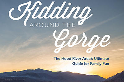 Kidding Around the Gorge Guidebook