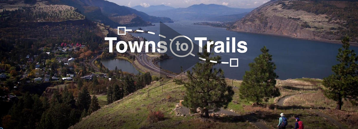 Gorge Towns to Trails