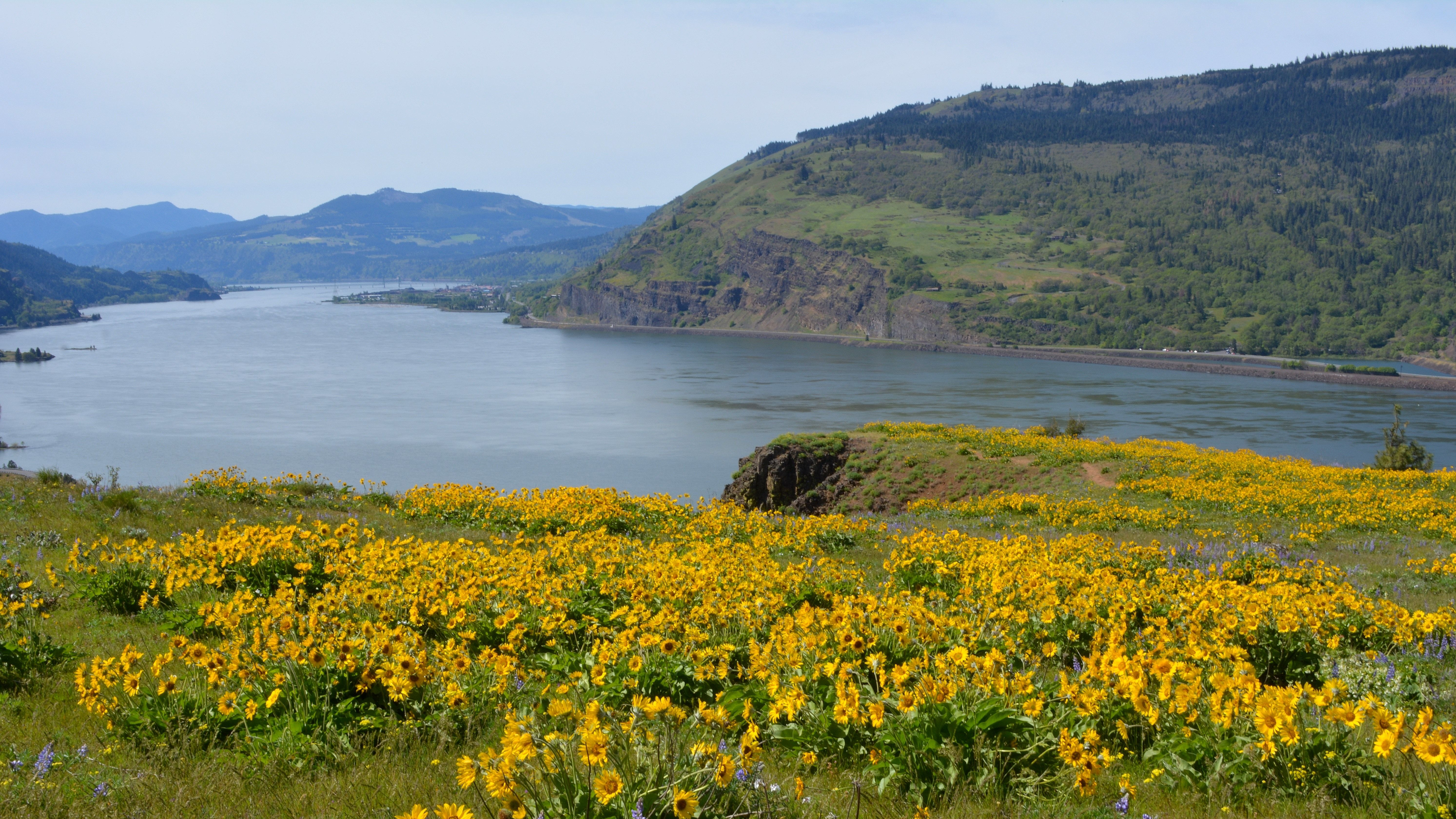Columbia River Gorge Commission Monthly Meeting: August