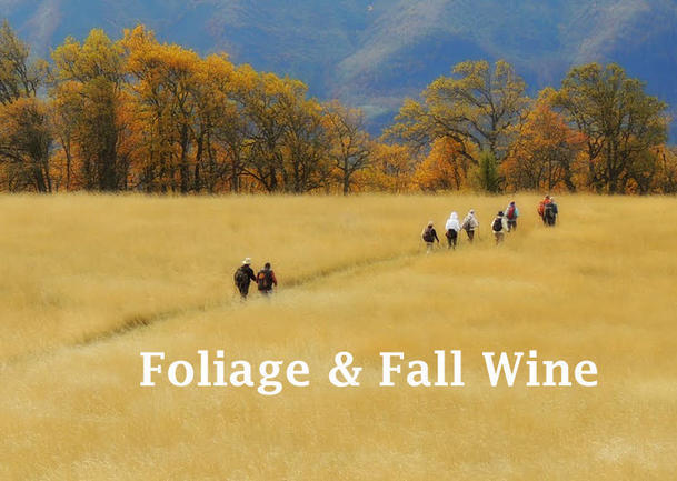 Play & Stay Weekend: Foliage and Fall Wine