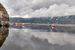 Mayer State Park to Mosier Kayak Tour, OR