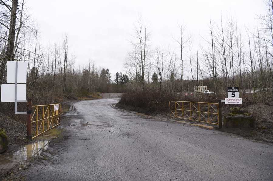 The Columbian: Unpermitted Activity Alleged at Washougal Pit