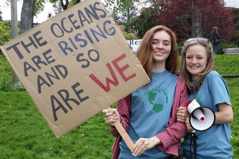 Columbia Gorge Climate Strike Week