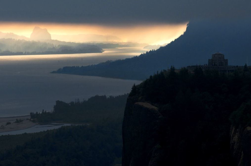 The Columbian: Grappling With the Columbia Gorge