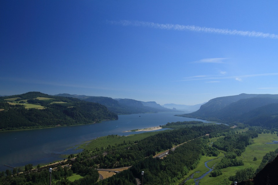 KOIN-TV: Where We Live: The Columbia River Gorge