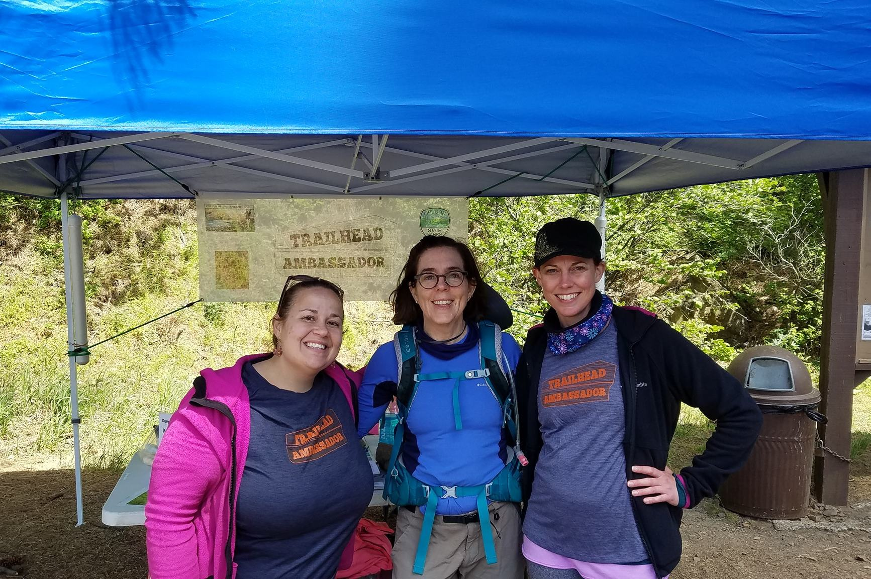Trail Ambassador Program Expands Beyond the Gorge