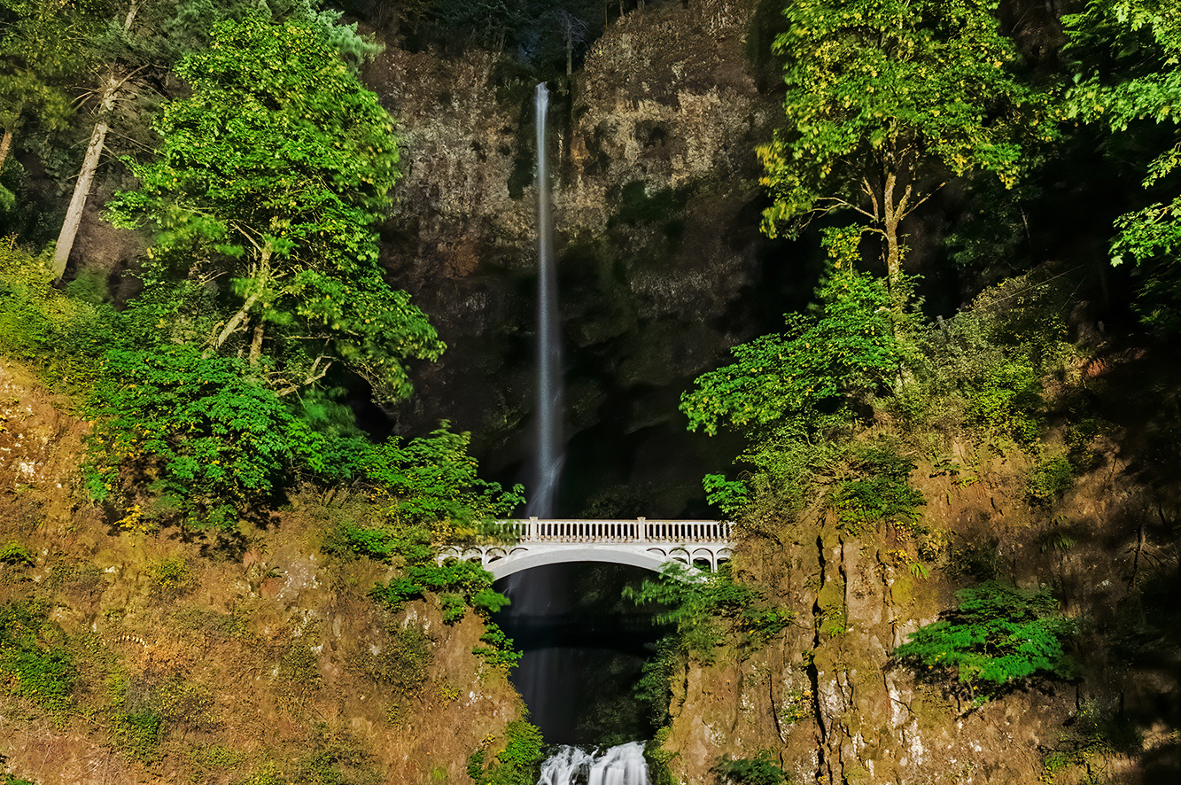 OPB: Reopened Multnomah Falls Might Preview the Gorge's Post-Pandemic Future