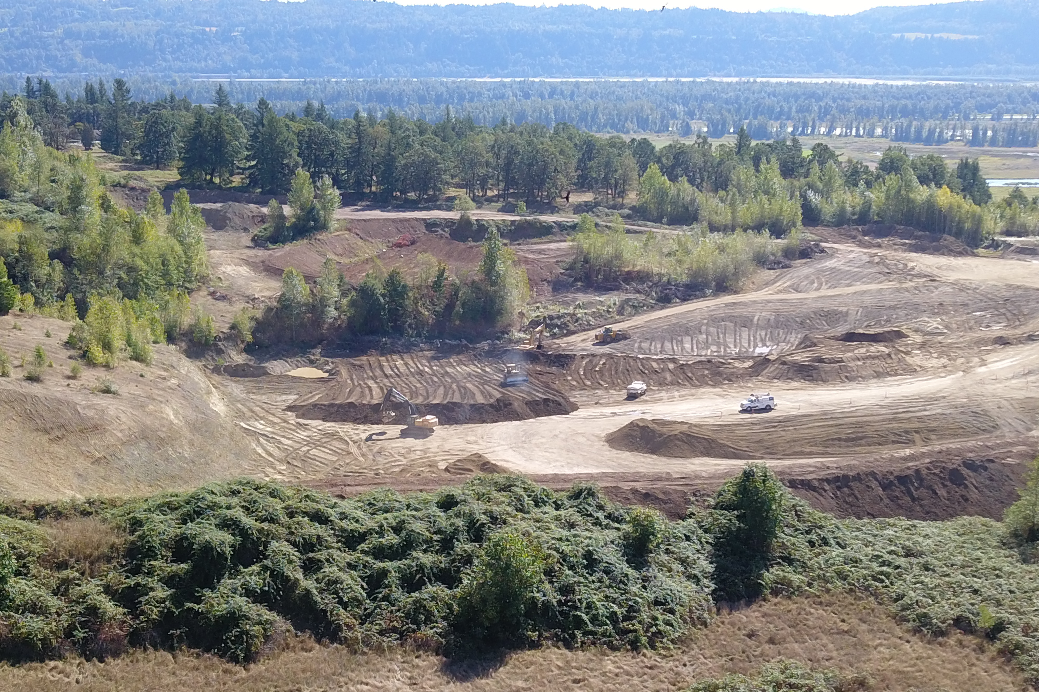 OPB: Gorge Commission Rejects Mining Operation Within Scenic Area