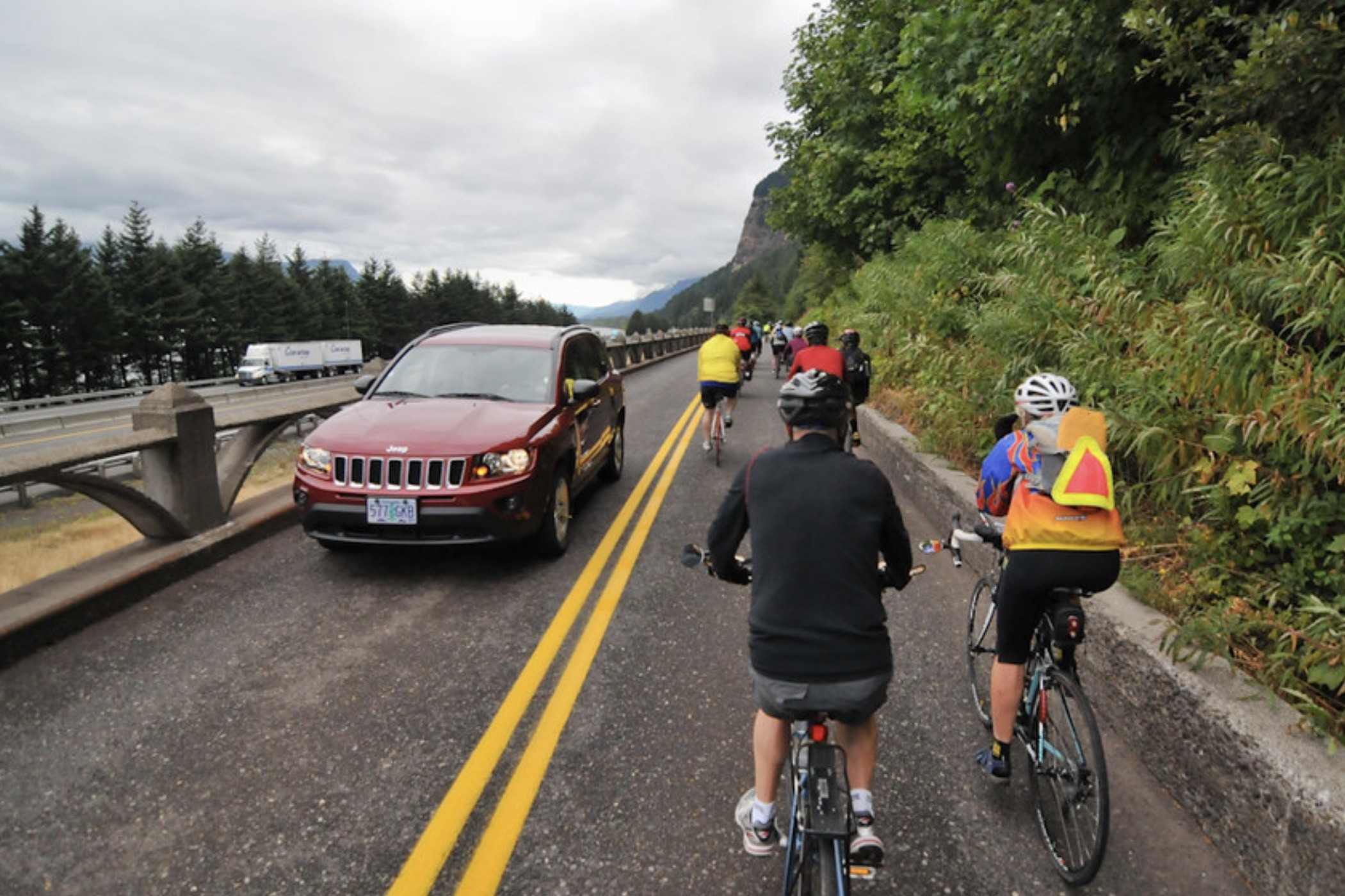 Bike Portland: Time to Look Past Cars, Says Gorge Leader