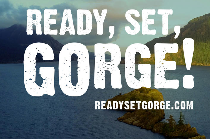 Before Leaving Home: Get Ready, Set, GOrge!