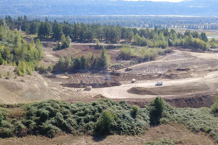 OPB: Residents Say Columbia Gorge Mine Violates Scenic Area Act