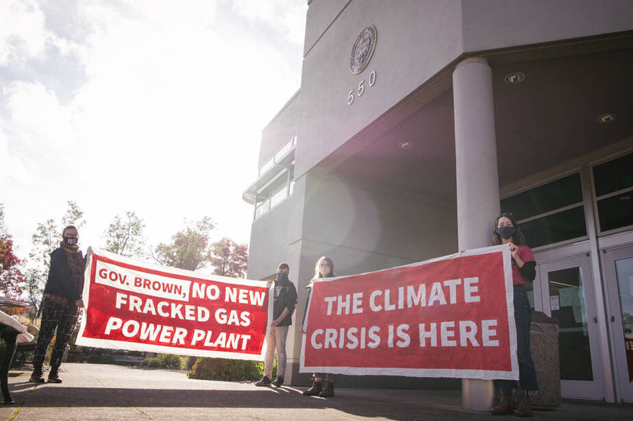 Oregon Allows Controversial Fracked Gas Power Plant to Begin Construction