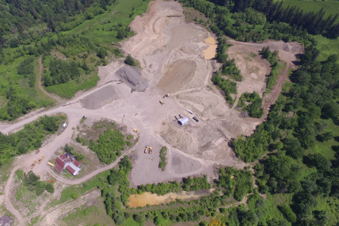 Camas-Washougal Post-Record: Rock Mine Takes Hit at Hearing