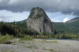 Beacon Rock Geology & River-to-Rock Ramble, WA