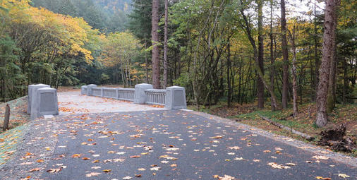 Stewardship on HCRH State Trail