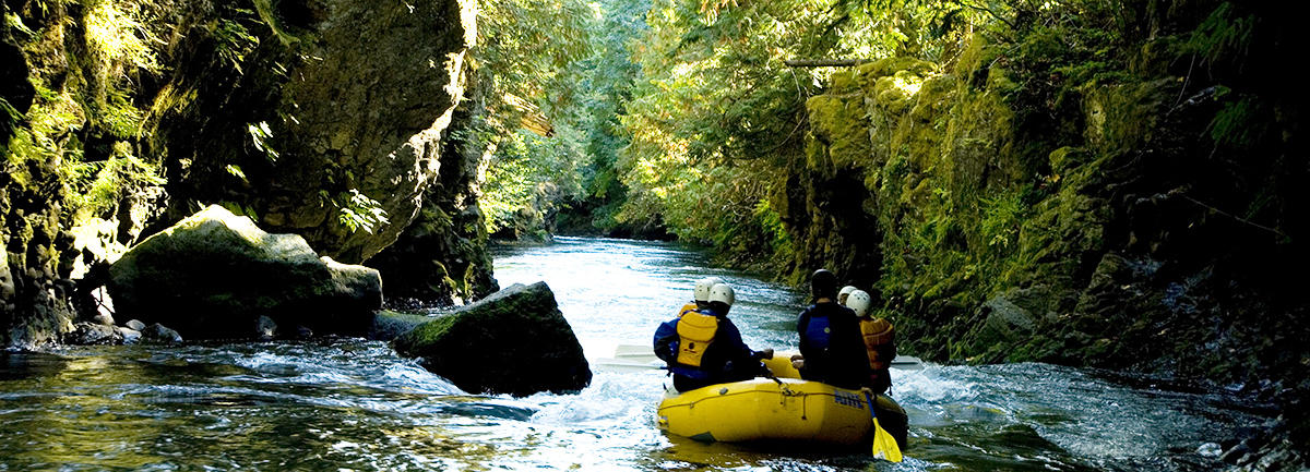 White Salmon River Whitewater Rafting, WA