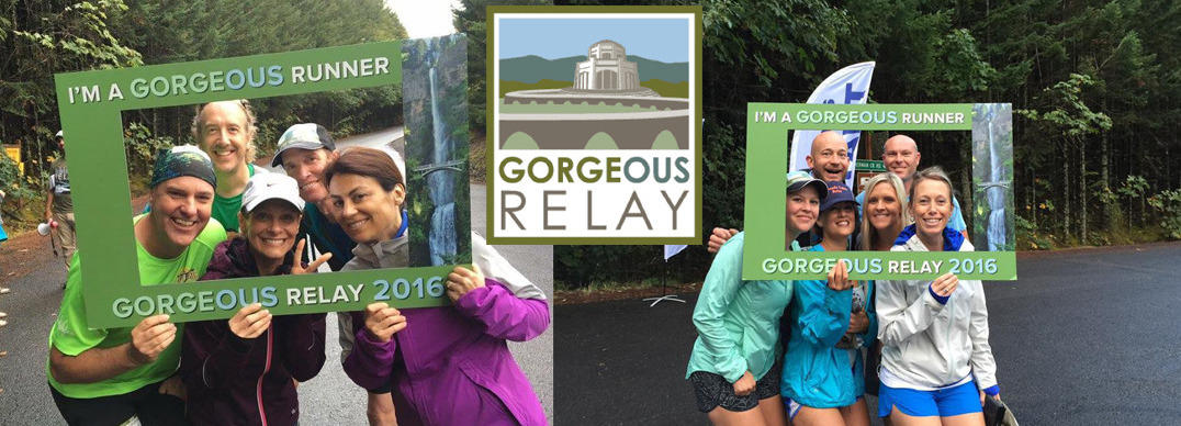 Volunteer at Gorgeous Relays