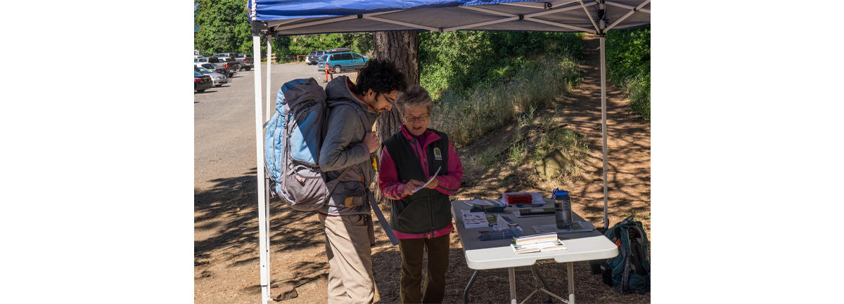 Be a Trailhead Ambassador | Friends of the Columbia Gorge