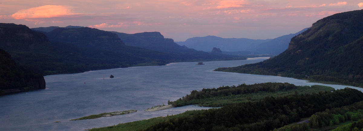 The Wonders of the Columbia Gorge