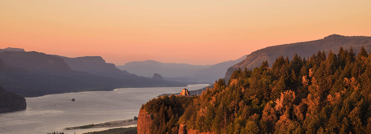 The Columbia River Gorge National Scenic Area Act