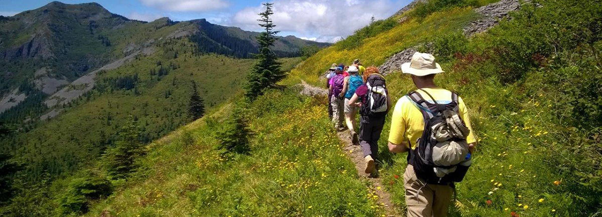 Friends of the Columbia Gorge Hike Program Information & Guidelines