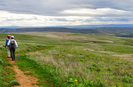 Columbia Hills State Park - Crawford Oaks Loop