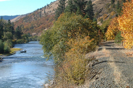 Klickitat Trail - Fisher Hill to Klickitat