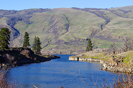 The Dalles Riverfront Trail