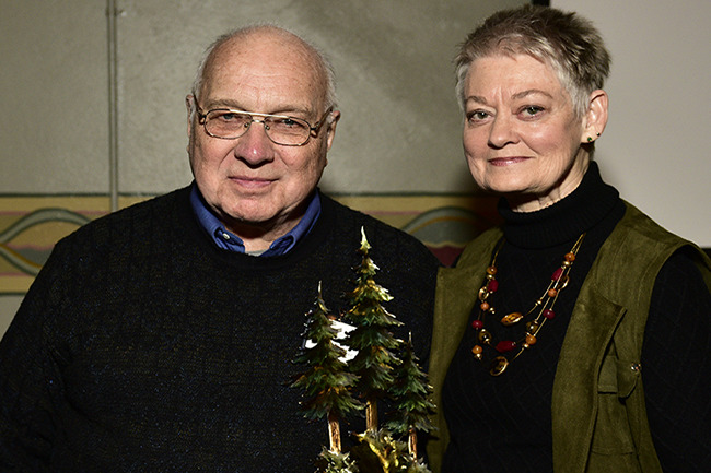2016 Volunteers of the Year: Don and Alona Steinke