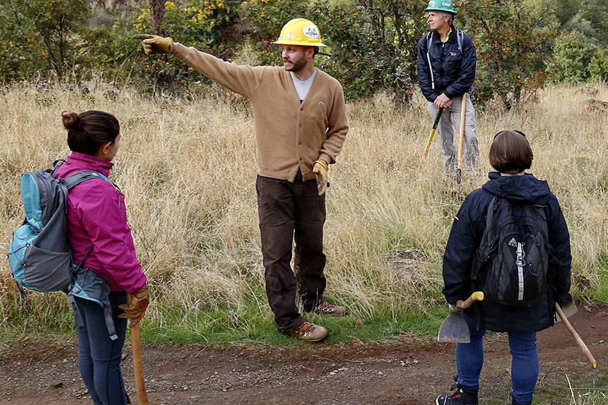 Friends of the Columbia Gorge Land Trust Stewardship Update