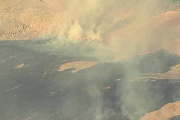 Wildfire Near The Dalles Spreads to Over 36,000 Acres