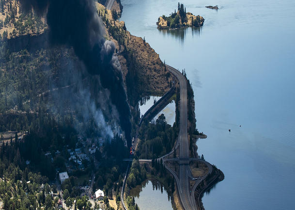 Mosier Pushes Back Against Rail Expansion