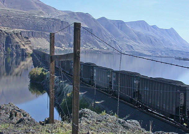 Railroad's Bid to Exclude Evidence in Coal Dust Suit Is Denied