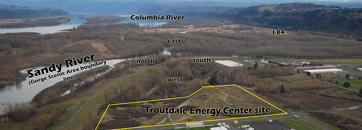 Developer Abandons Controversial Troutdale Energy Project